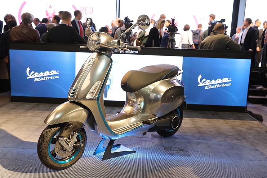 Motos eléctricas: presente y futuro